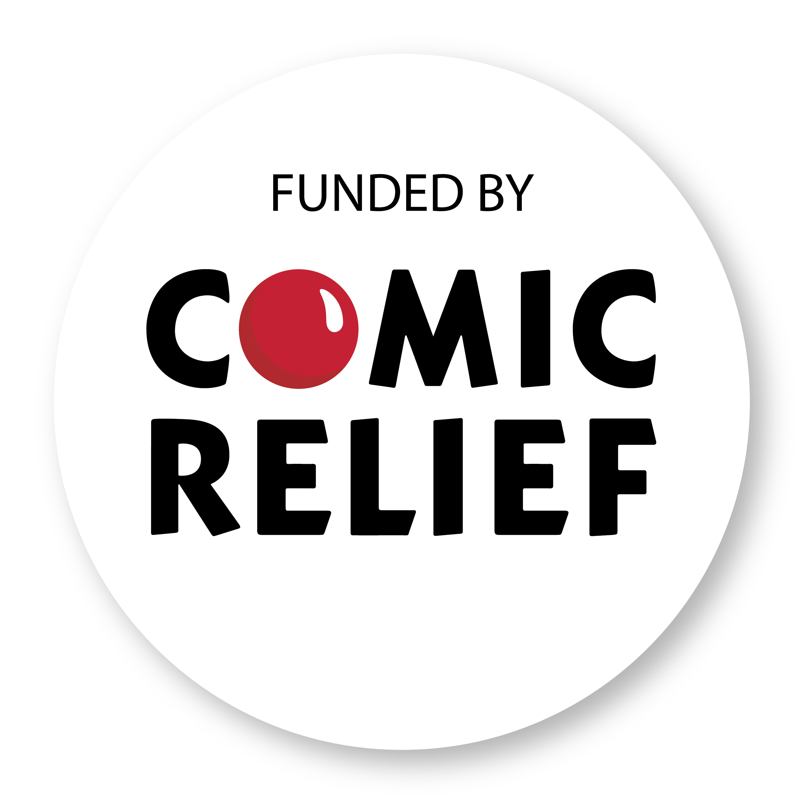 FundedbyComicRelief 2015