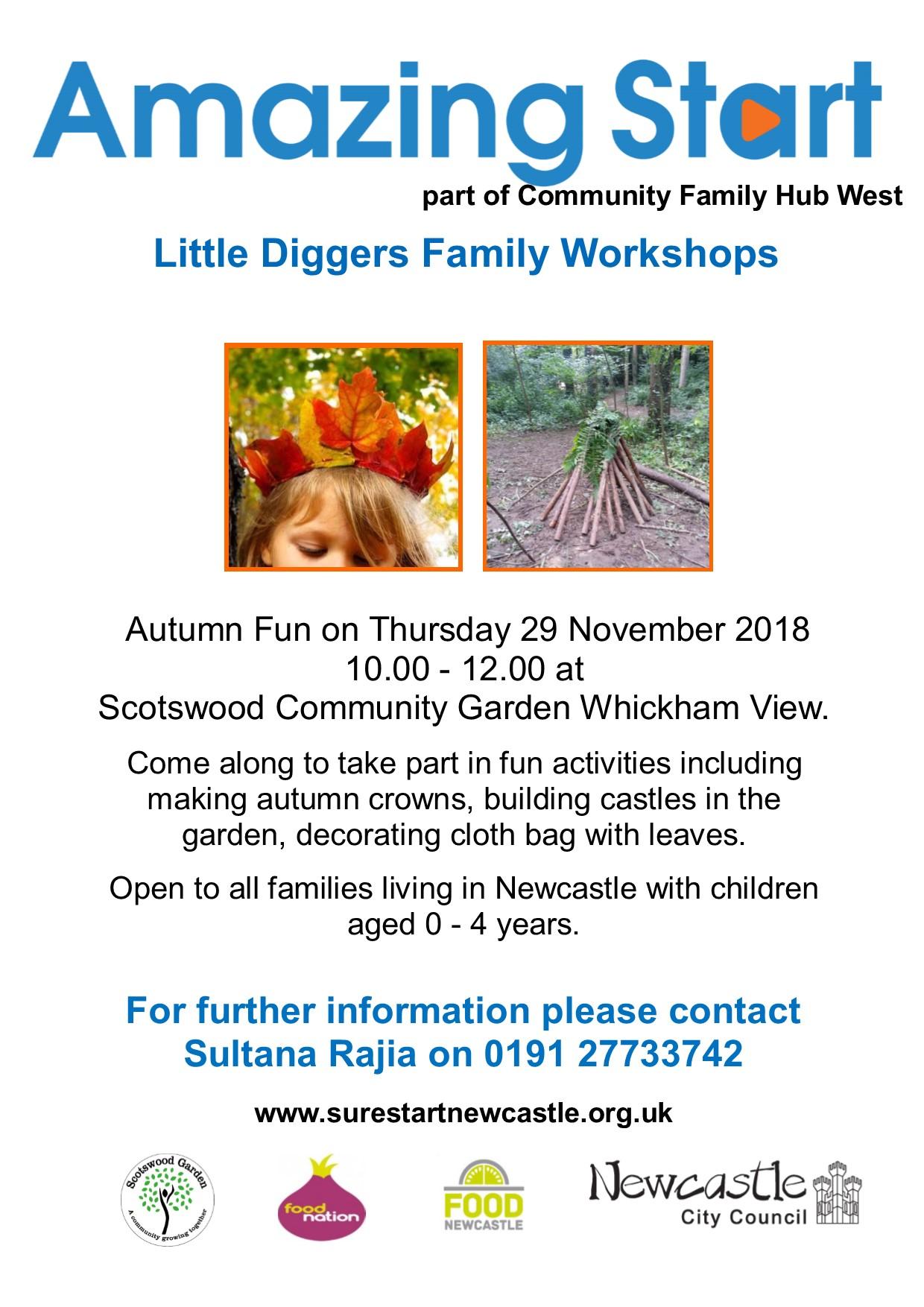 Little Diggers 29 November 2018 1