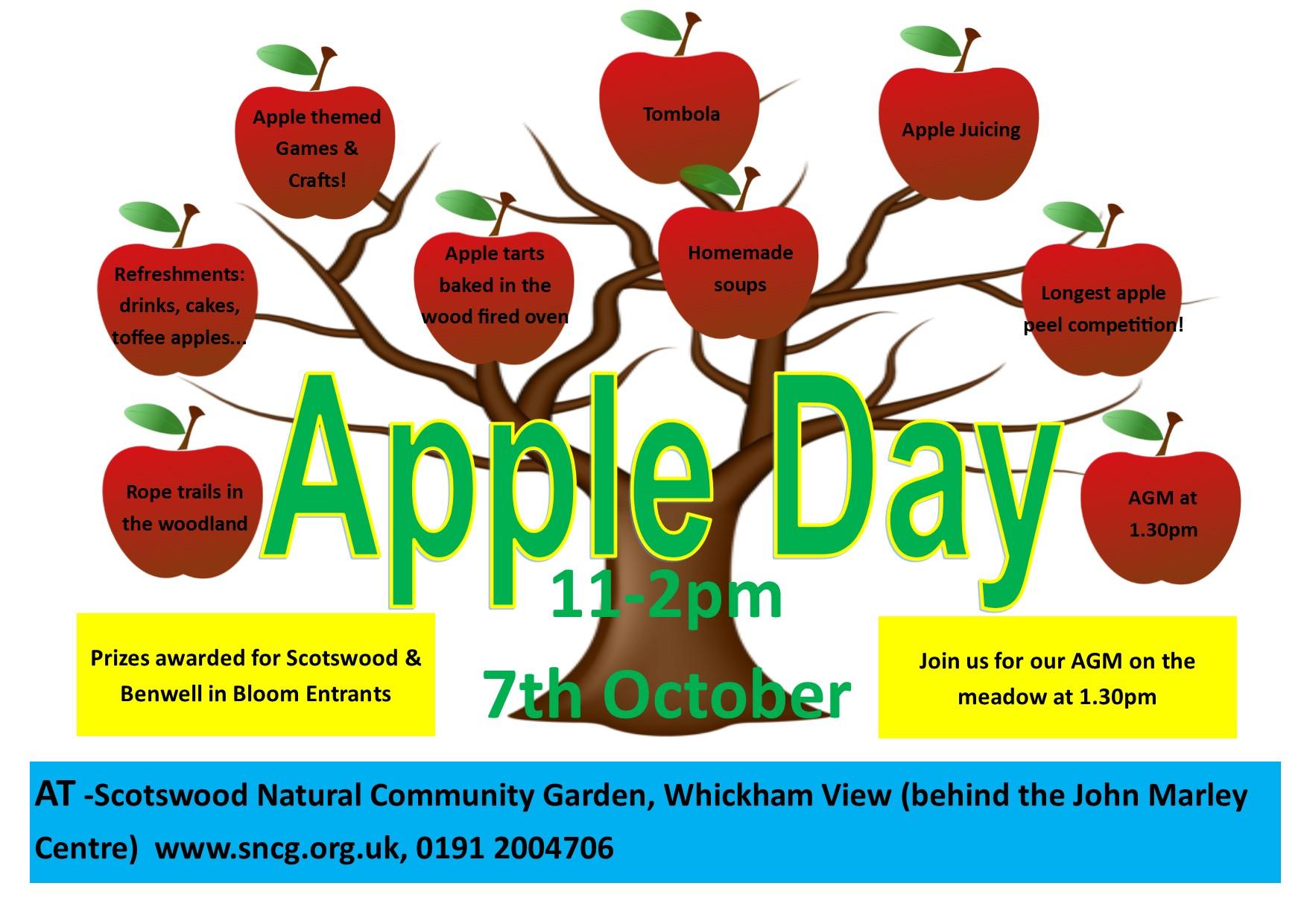 apple day flyer 2017