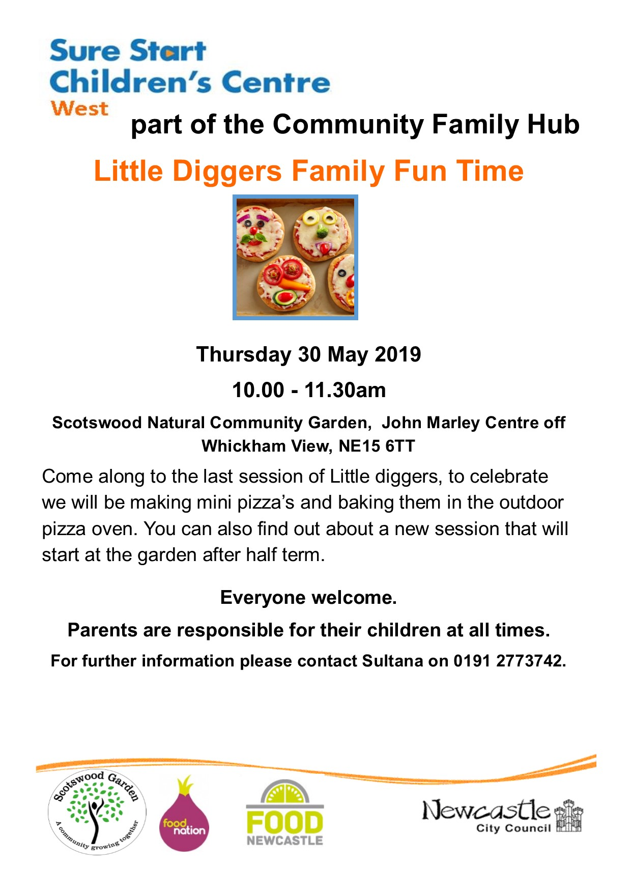 little diggers may half term 2019
