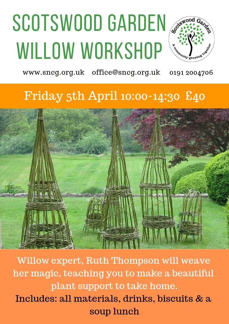 willow workshop 2019
